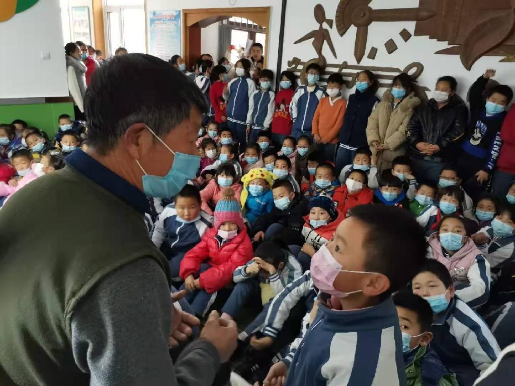 学校举办第四届传统文化宣传周活动