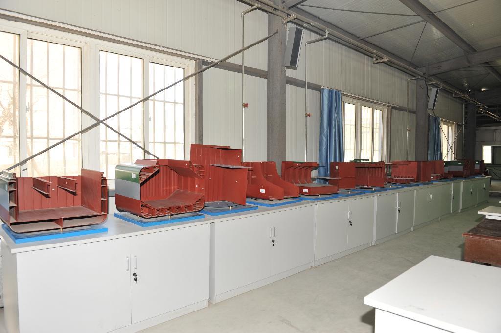 船舶装配实训室